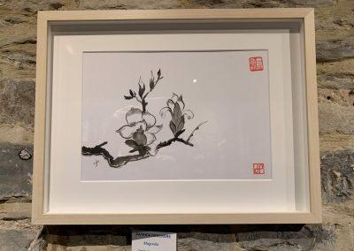Sumi-e tekeningen 002