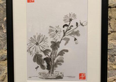 Sumi-e tekeningen 006